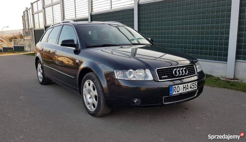 Audi A4 Quattro 2004 >> Audi A4 B6 1 9 Tdi 131km S Line Quattro 2004 Brzozow Sprzedajemy Pl