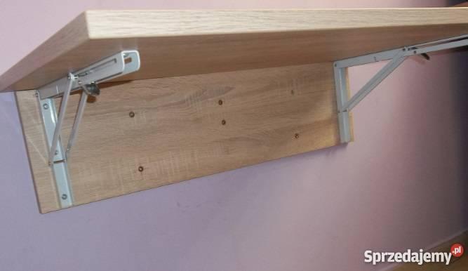 Nowy Stół ścienny Składany
