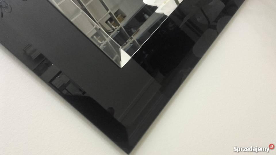 Lustro W Czarnej Ramie 70x50 Piotrków Trybunalski Sprzedajemypl