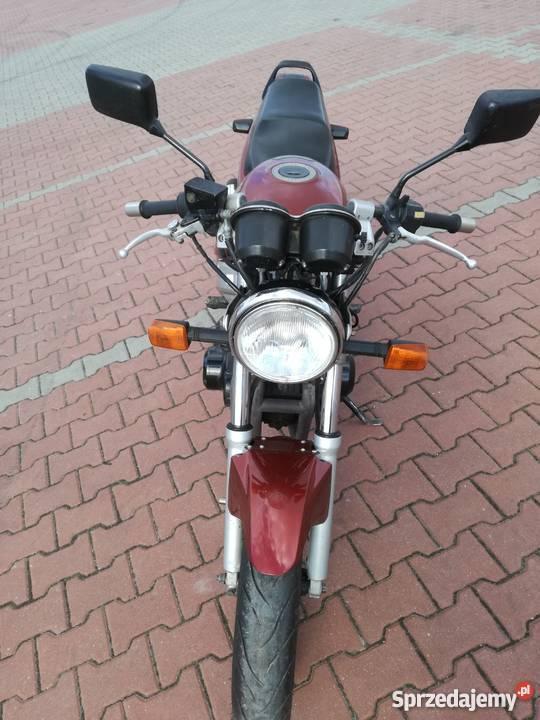 Suzuki GS 500 na kat A2 Żarnowiec - Sprzedajemy.pl