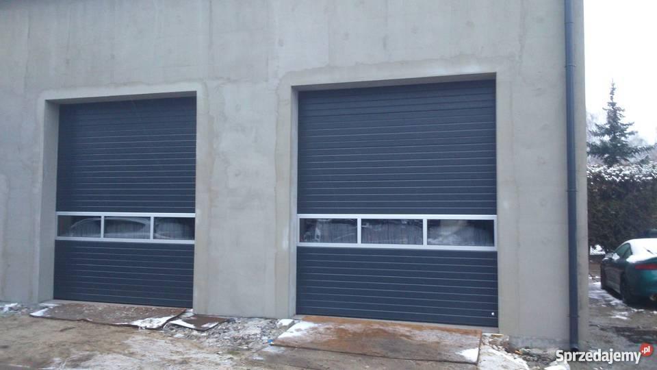 Modish Brama Garażowa Segmentowe Przemysłowe 4000x4000 Pułtusk DU98