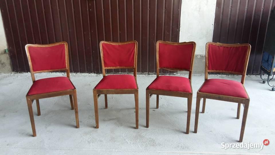 krzesła 4 sztuki / 900