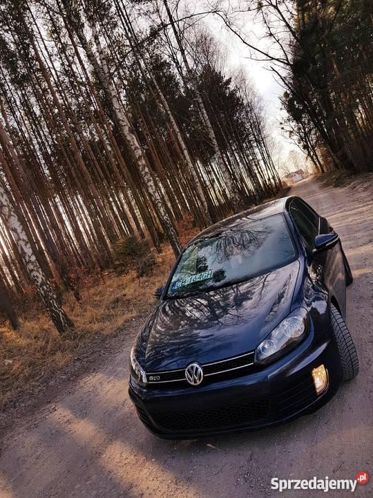 Volkswagen golf 6 GTD 200KM Bydgoszcz - Sprzedajemy pl