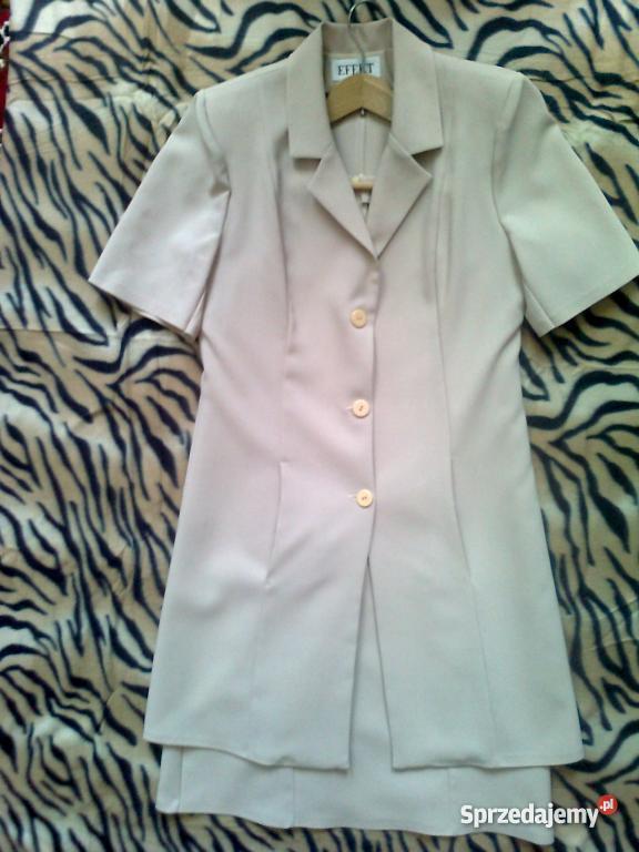 9bb80f70a5 Komplet - sukienka + garsonka - Sprzedajemy.pl