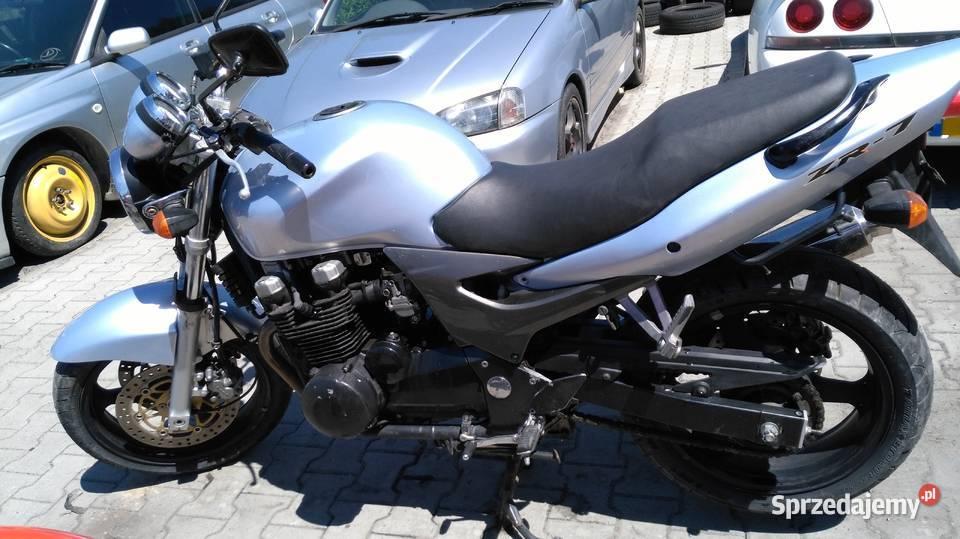 Kawasaki ZR-7 (750) | Zadbany | Od motocyklisty Jaworzno