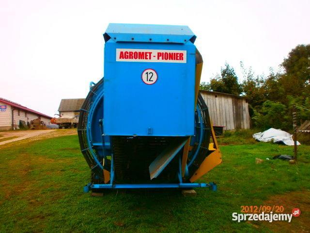 Kombajn ziemniaczany ANNA Pionier produkcji 1996 sprzedam