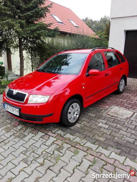 Inteligentny Skoda Fabia Combi 1.2 12V 2003/2004 Bielsko-Biała - Sprzedajemy.pl OS91