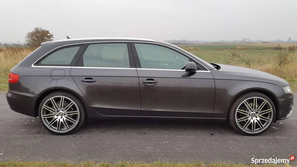 Opony Audi A4 B8 Sprzedajemypl