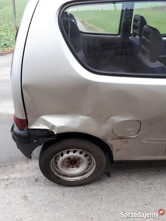 Fiat seicento 900 BG Piaski