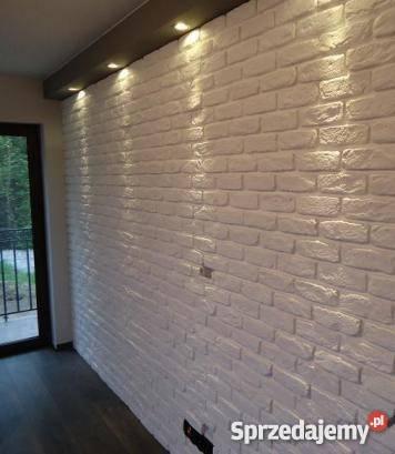 Cegły Z Fugą Panele 3d Płytki Dekoracyjne Imitacja Kami