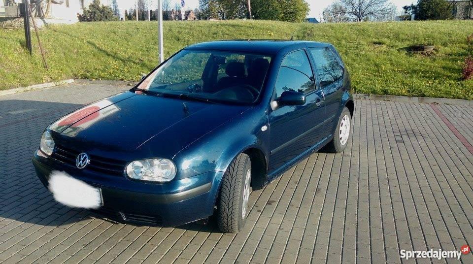 Volkswagen Golf IV4 Aktualne Opłaty 230000km lubelskie Zamość