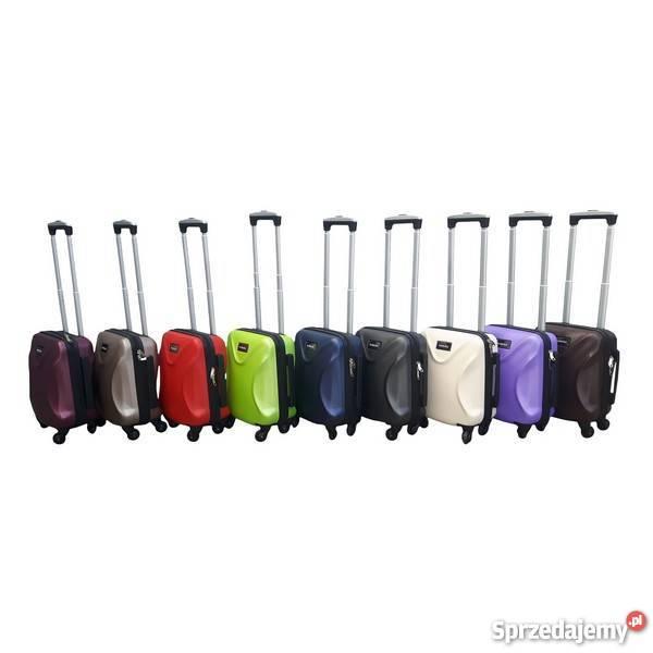 7c72e5aa96352 WALIZKA VITO rozmiar M wymiar 40x31x19 kłódka Torby, plecaki i walizki Radom
