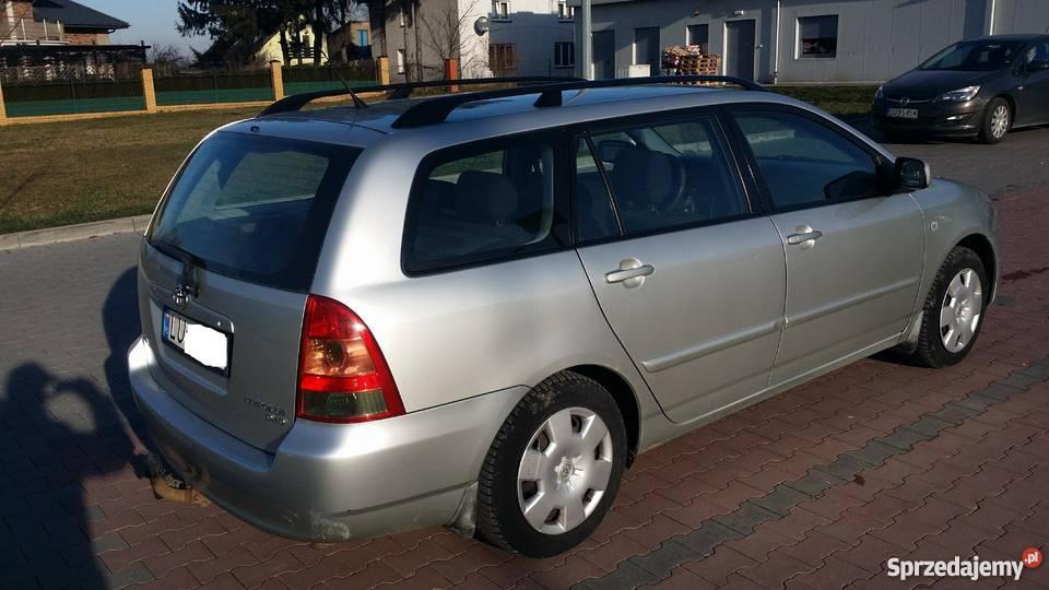 Toyota Corolla Kombi Lublin Sprzedajemy Pl