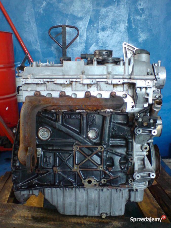 SILNIK MERCEDES SPRINTER 29 TD 0048 607605475 nieuszkodzony kujawsko-pomorskie Włocławek