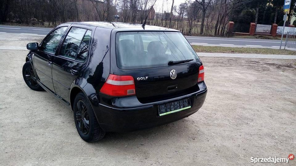 Volkswagen Golf IV Hatchback Kowalin