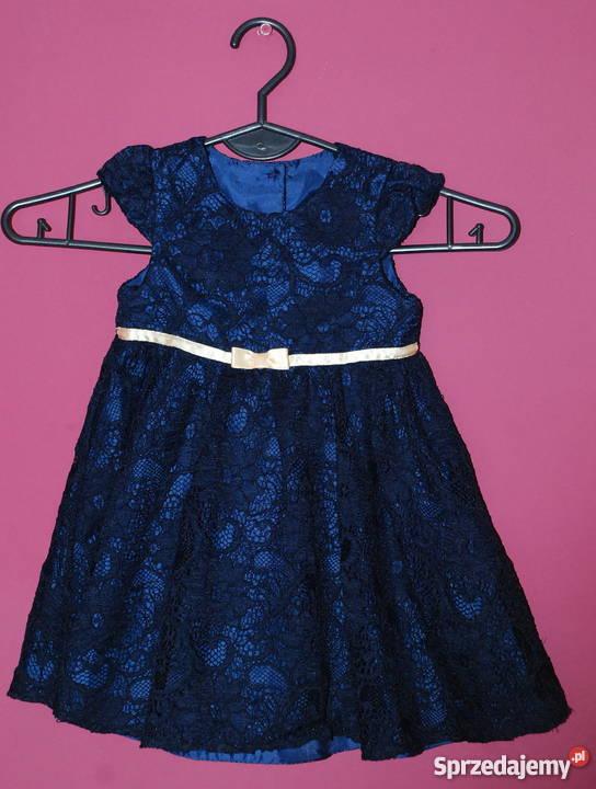 5f4825e077 Koronkowa sukienka 74-80 na różne okazje Strzyżów - Sprzedajemy.pl