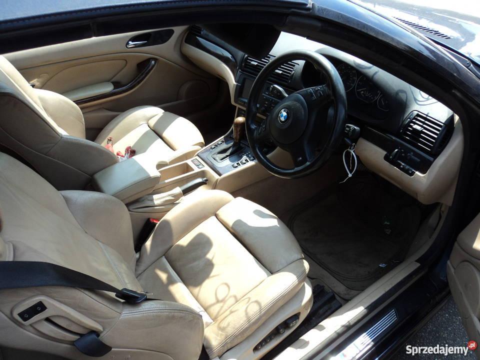 Boczki Drzwi Bmw E46 Coupecabrio