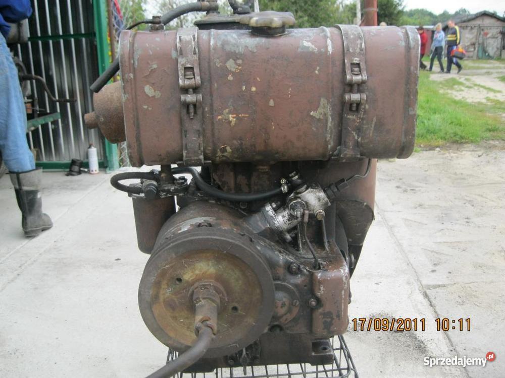 Silnik Andoria ES7 Diesel na Dobropole Pyrzyckie sprzedam