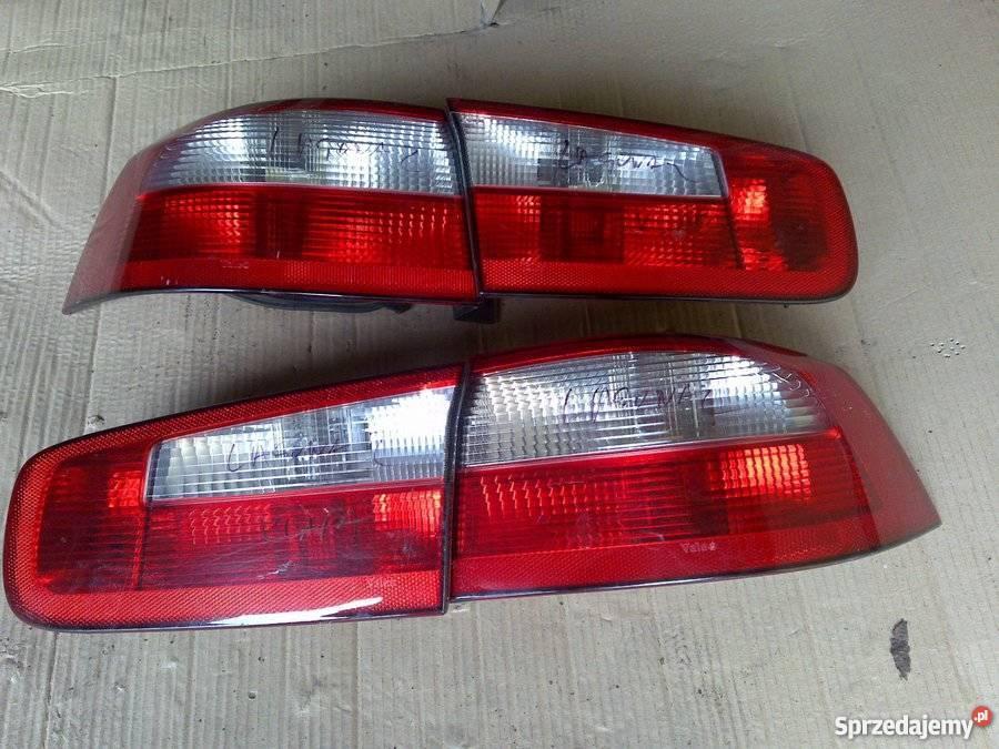 Renault Laguna Ii Lampa Tylna Lewa Hb 8200002475