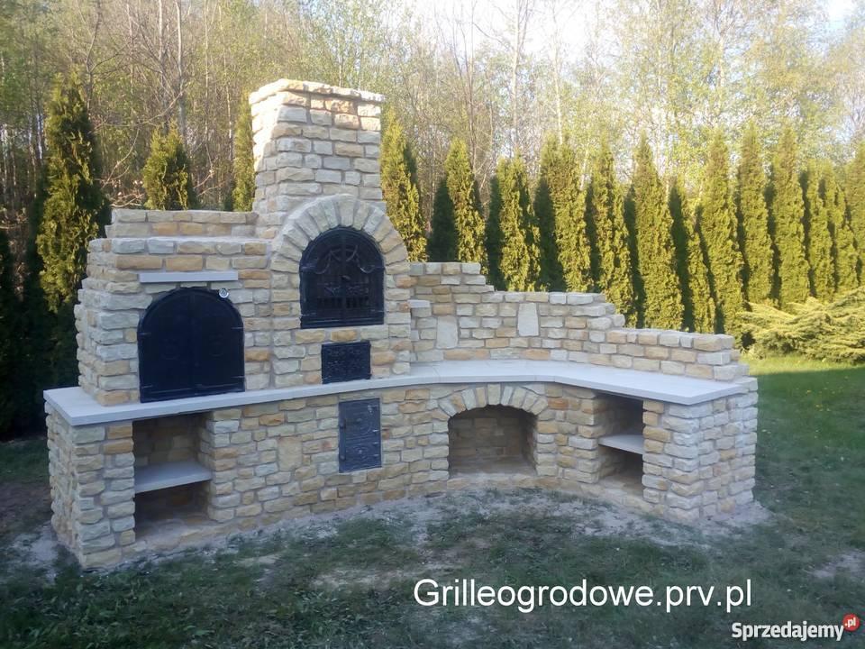 Chłodny Grille ogrodowe, wędzarnie, piec chlebowy,grill ogrodowy Żarnów BL52