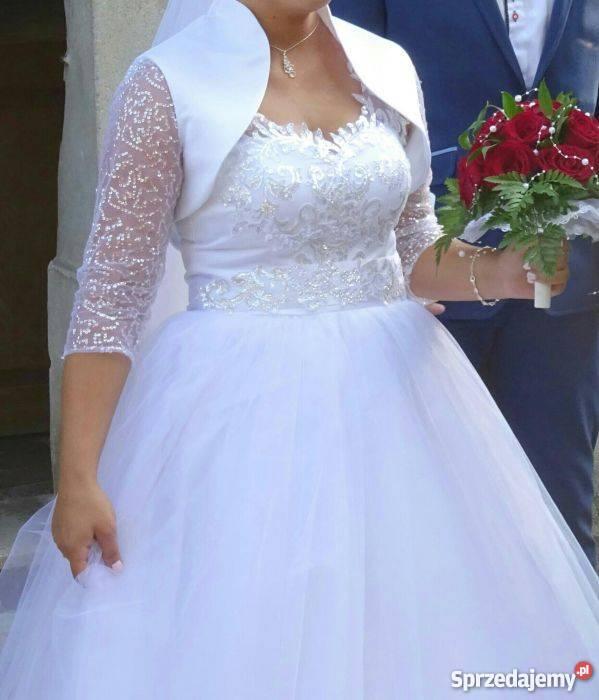 7b66a0ec65 Sprzedam suknię ślubną Lipno - Sprzedajemy.pl