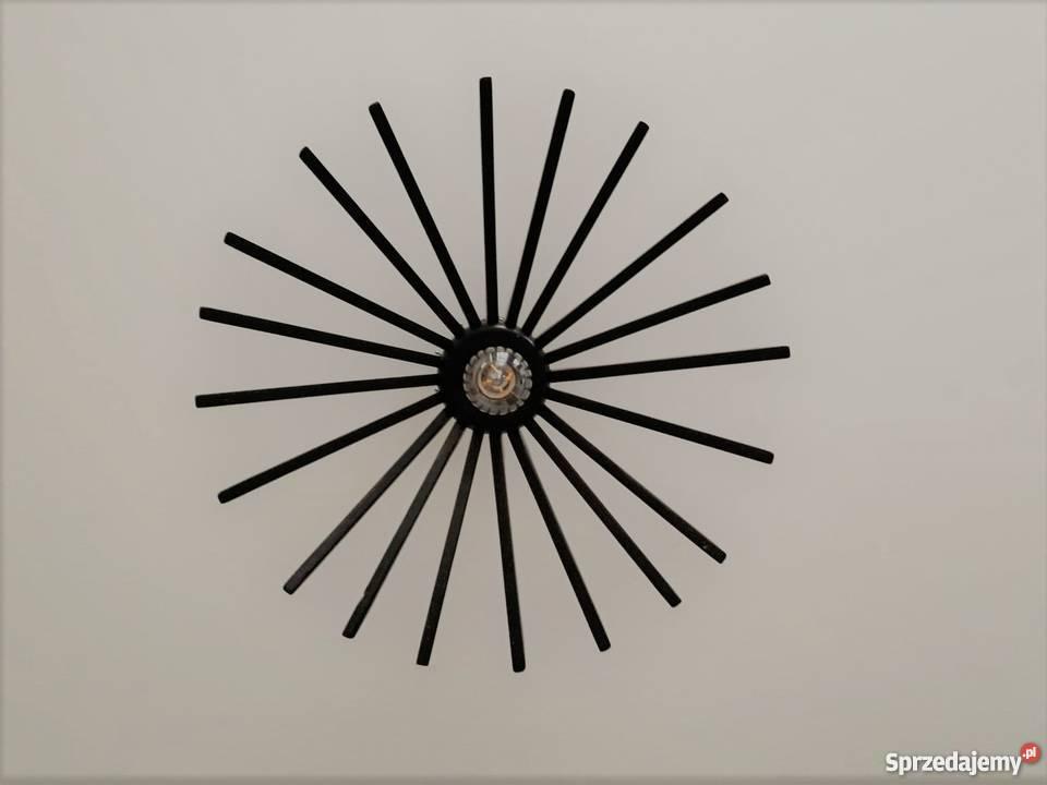 Lampa sufitowa loftowa Warszawa