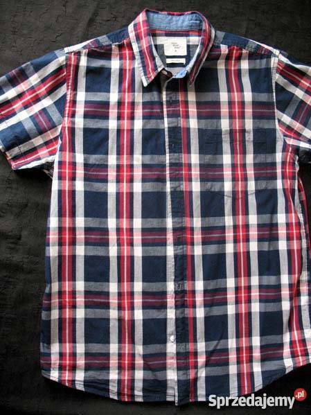 c07e19f356a029 koszule bawełniane męskie - Sprzedajemy.pl