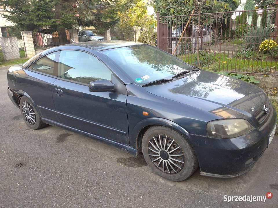 Opel Astra G Coupe Bertone TANIO