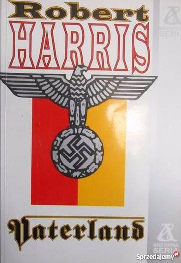 VATERLAND HARRIS ROBERT Rok wydania 1992 sprzedam