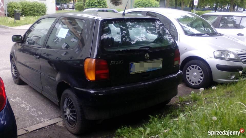 Volkswagen Polo 19 Sdi Spalanie 45l100 Wspomaganie Kierownicy Bielsko Biała