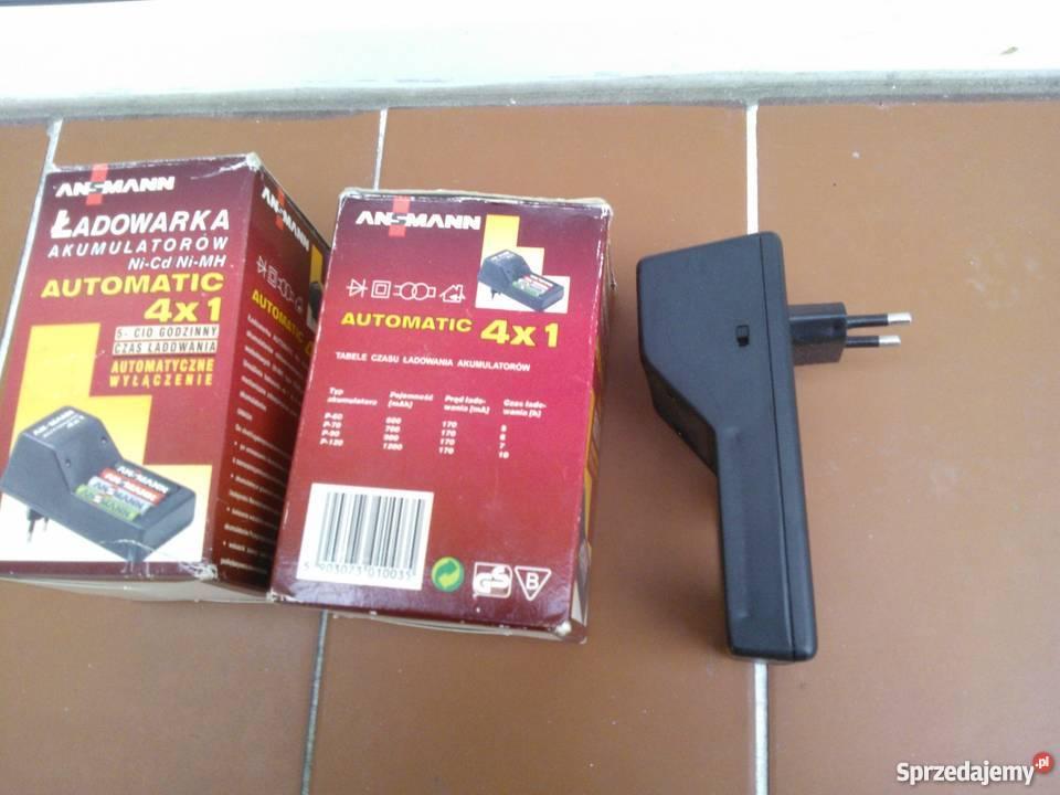 Ładowarka akumulatorków NiCd typ R6 Koszalin
