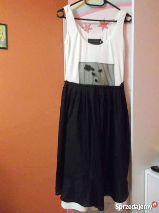 35473e7c95 Bialo-czarna sukieneczka VIPART-NISKA CENA! Tomaszów Mazowiecki ...