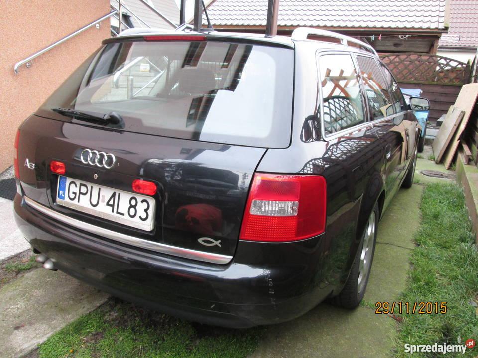 Audi A6 1 9tdi 131km Pakiet Chrom Polecam Puck Sprzedajemy Pl
