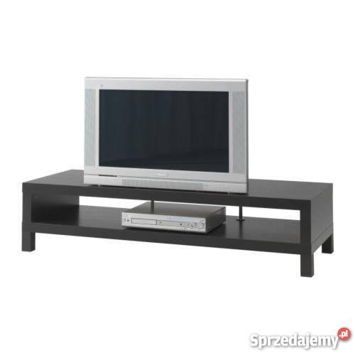 Ikea Lack Szafka Pod Tv Czarnobrąz Szczawnica Sprzedajemypl