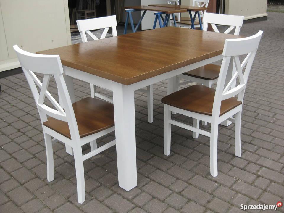 Stół prowansalski 140x90/210 rozkładany  producent