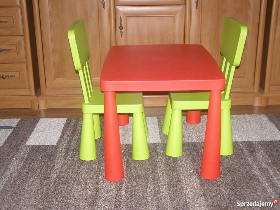 Stolik Dla Dzieci Ikea Mammut Q Housepl