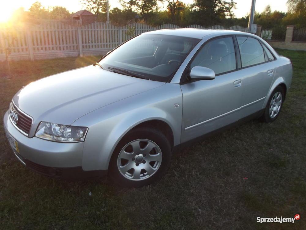 Audi A4 Sprowadzone z NIEMIEC OSOBA PRYWATNA ESP Samochody osobowe
