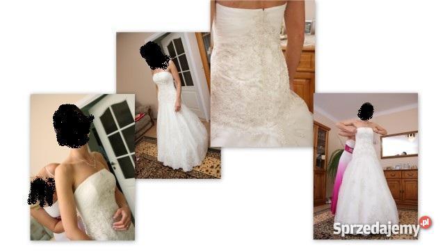 sukni ślubnej Miastkowo sprzedam