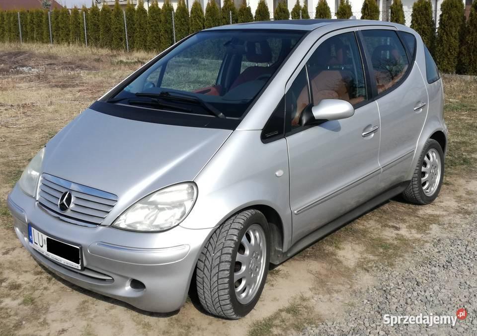 Mercedes-Benz Klasa A 170 CDI ELEGANCE AMG