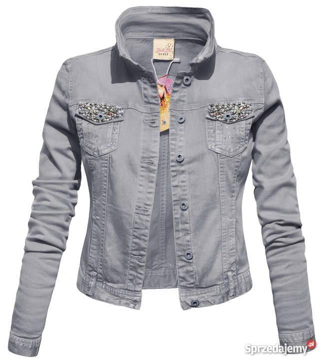 c01dfe871f3b8 katany jeansowe damskie - Sprzedajemy.pl