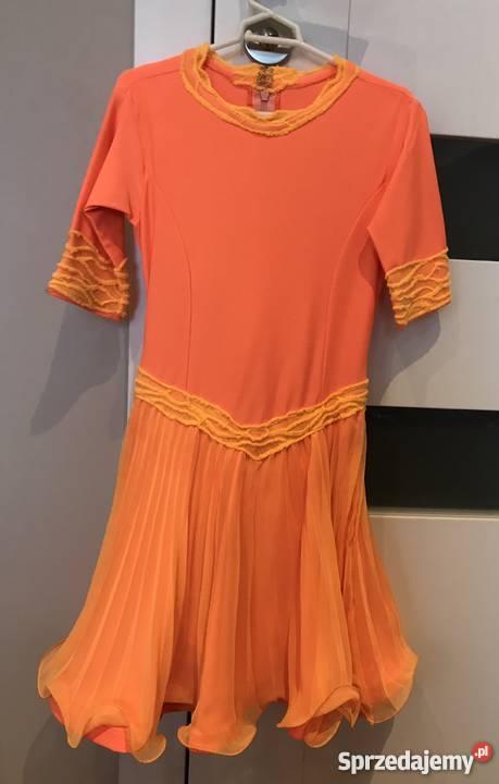 0bbdfb5d51 sukienka do tańca towarzyskiego - Sprzedajemy.pl
