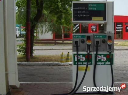 Oryginał Dystrybutor paliw TS-MPD 2-4 SALZKOTTEN sprzedam Warszawa HQ88