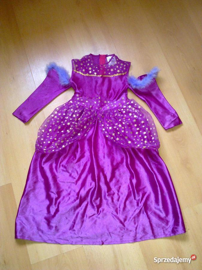 Strój księżniczka przebranie sukienka na bal kar Jaworzno