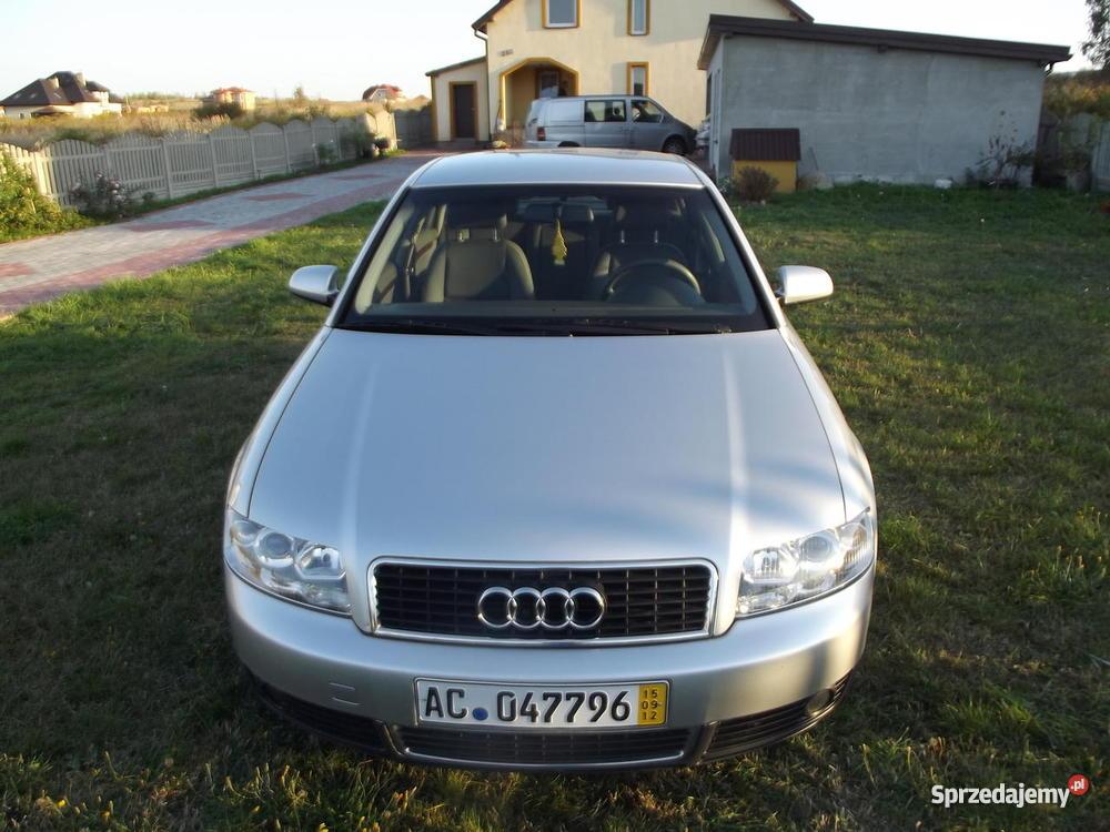 Audi A4 Sprowadzone z NIEMIEC OSOBA PRYWATNA wspomaganie kierownicy Kielce sprzedam