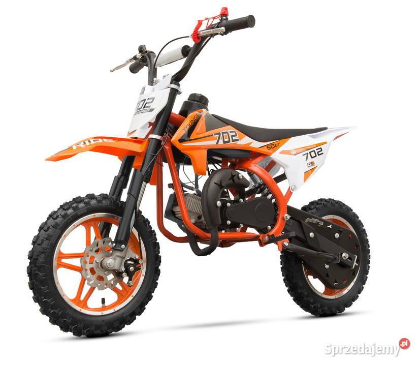Mini Cross YD 702 50cc - E-Start
