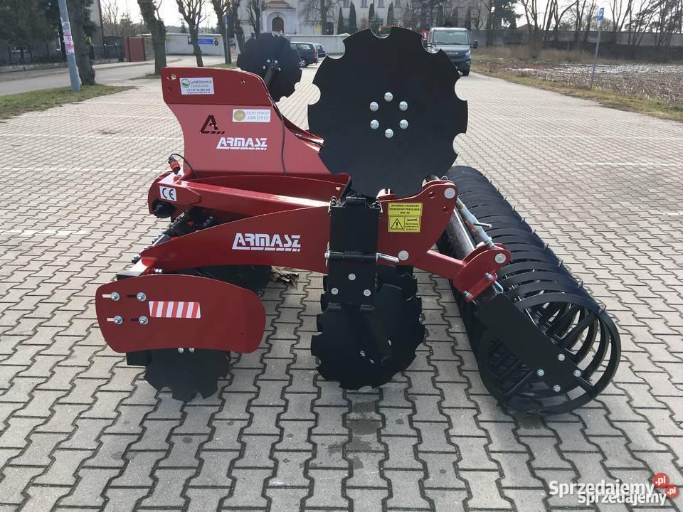 Brona Talerzowa Armasz Agregat Talerzówka 2,5m -3m Agromasz