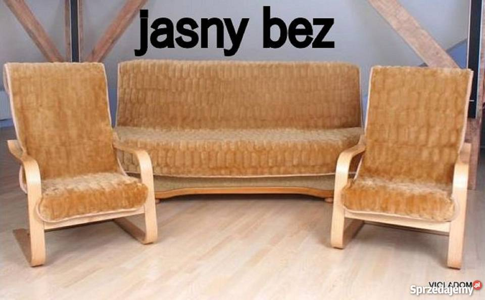 Narzuta Na Kanape I Fotele Komplet Narzut Narzuty Zestaw