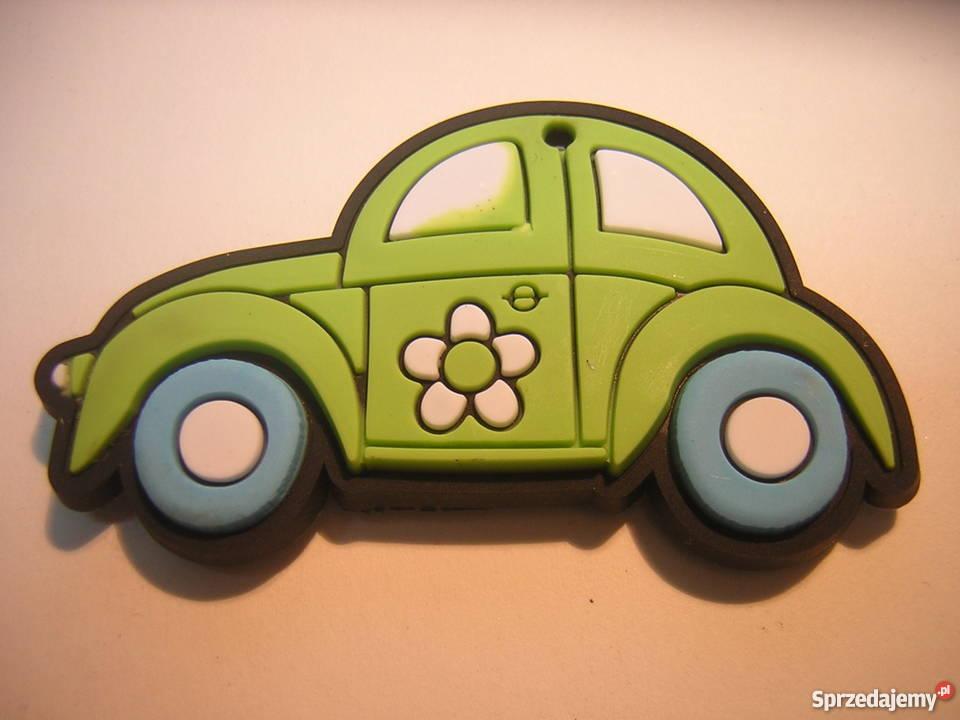 Magnes magnesy na lodówkę VW Garbus Katowice