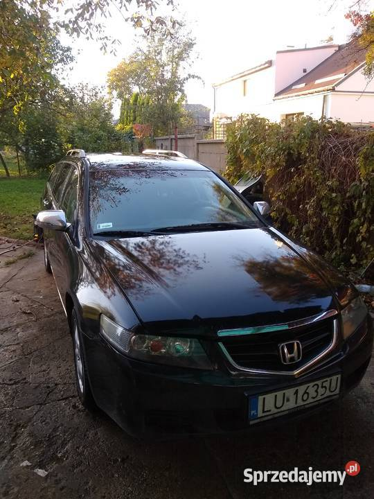 Honda accord VII rok. 2005