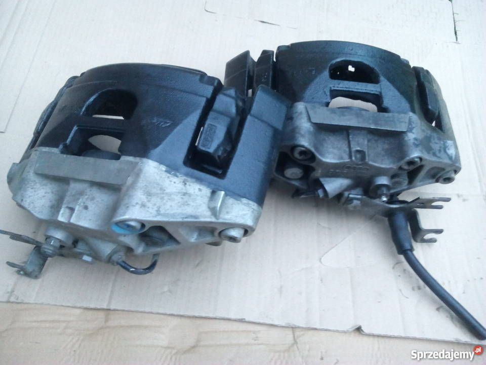 Audi A4 S4 B6 B7 Zaciski Hamulcowe Skoczów Sprzedajemypl